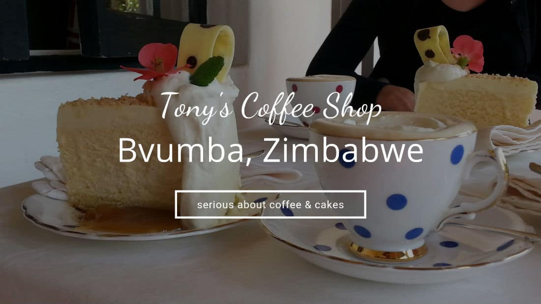 Tony's Coffee Shop Bvumba Zimbabwe